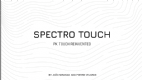 Spectro touch by João Miranda and Pierre Velarde